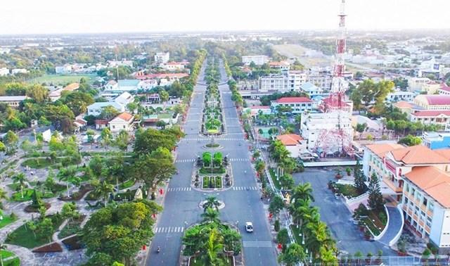 Một góc thành phố Quảng Ngãi. Nguồn: Ảnh Internet
