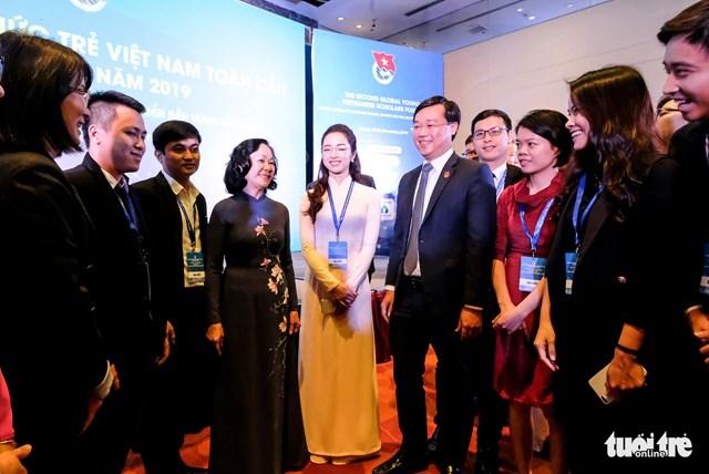 Ông Lê Quốc Phong có quá trình trưởng thành, gắn bó với công tác Đoàn suốt 27 năm - Ảnh: NAM TRẦN