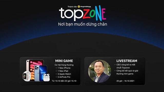 Thế Giới Di Động mở Topzone và thêm 4 chuỗi thuộc BlueWorld? - Ảnh 1