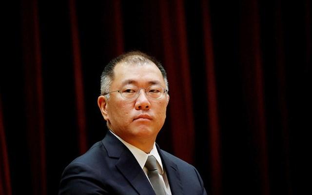 Thái tử Hyundai chính thức được trao 'ngai vàng' - Ảnh 1