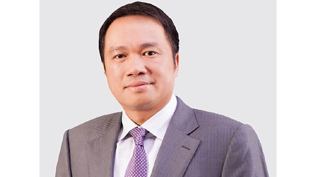 Ông Hồ Hùng Anh,Chủ tịch HĐQT Ngân hàng TMCP Kỹ Thương Việt Nam