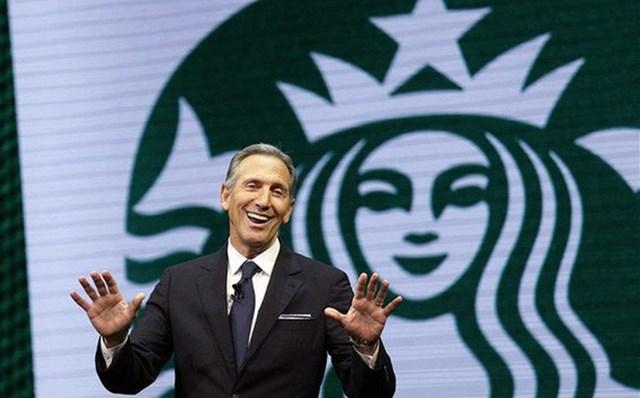 Schultz trở thành biểu tượng của khởi nghiệp.