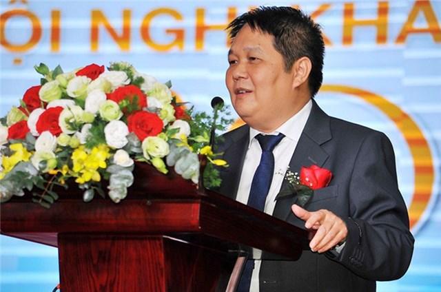 Ông Lê Văn Tám - Chủ tịch Hội đồng thành viên kiêm Tổng giám đốc công ty TNHH Hải Linh