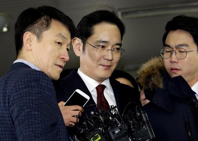 """""""Thái tử Samsung"""" là người được Thung lũng Silicon kính nể với tư duy kinh doanh sắc sảo và sự khiêm tốn."""