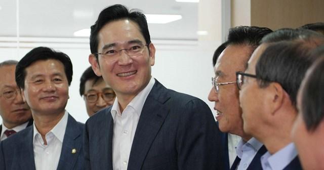 """""""Thái tử"""" Lee Jae-Yong mở ra kỷ nguyên mới của Samsung - Ảnh 1"""