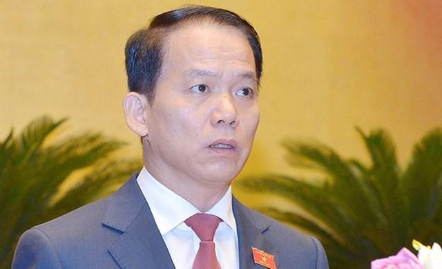 Ông Hoàng Thanh Tùng, Chủ nhiệm Ủy ban Pháp luật của Quốc hội