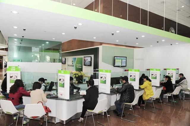 Lợi nhuận trước thuế của Vietcombank gần 16.000 tỷ đồng