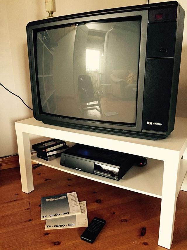 Một chiếc TV được sản xuất bởi Nokia (Ảnh: Nokia)