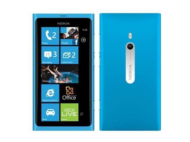 Việc ra mắt Lumia 800 không cứu được việc kinh doanh của Nokia (Ảnh: Nokia)