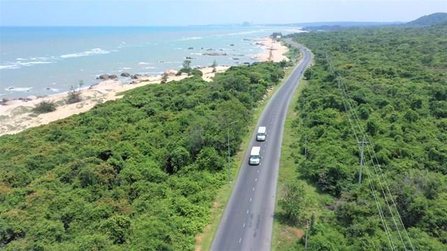 Các dịch vụ phục vụ du lịch hiện chưa phát triển đầy đủ ở Hồ Tràm