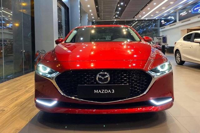 Thaco thay đổi giá Mazda3 và CX-5: Bản 'chấm' to rẻ hơn bản máy nhỏ, càng cao cấp càng giảm giá nhiều - Ảnh 1