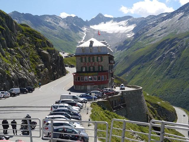 Điểm tham quan này đón đông khách du lịch nhất vào mùa hè