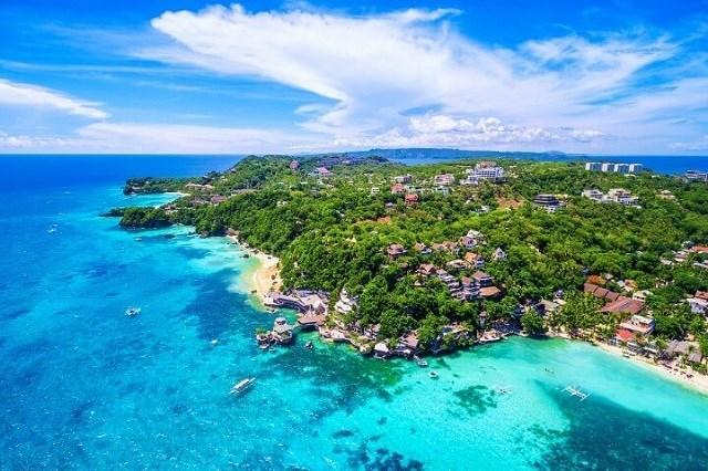 Boracay là điểm đến hút khách tại Philippines.
