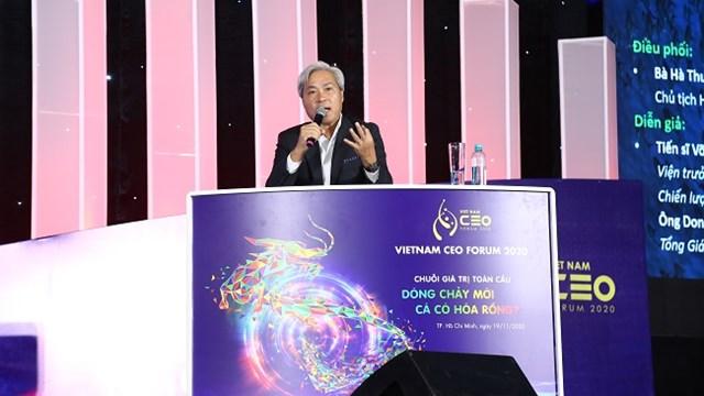 Ông Don Lam, CEO Vina Capital