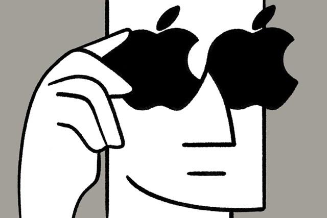 """Những chiếc kính Apple sẽ thực sự biến chúng ta thành """"người máy"""" trong tương lai? Ảnh:Guardian."""