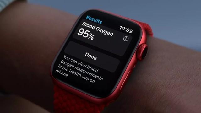 Những chiếc Apple Watch ngày càng mang nhiều tính năng theo dõi sức khỏe hơn. Ảnh: Apple.