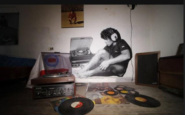 Căn nhà của Maradona ở La Paternal, Buenos Aires, nơi trở thành một bảo tàng. Ảnh:Gustavo Ortiz Diario.