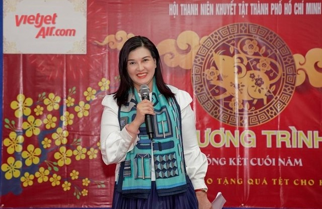 Bà Hồ Ngọc Yến Phương, Phó Tổng giám đốc Vietjet