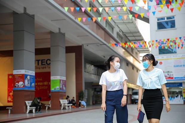 Sinh viên Trường ĐH Công nghệ TP.HCM nghỉ học từ hôm nay