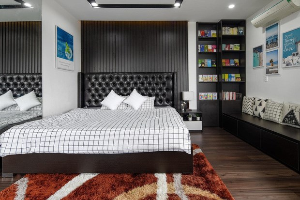 Phòng ngủ của hai vợ chồng