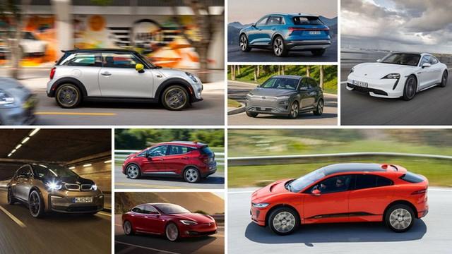 Xe điện của Apple còn chưa bắt đầu sản xuất, thị trường đã tràn ngập các mẫu xe khác nhau