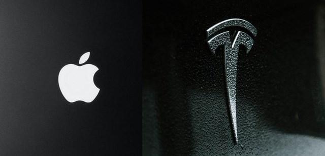 Tesla sẽ là đối thủ đáng ngại nhất nếu Apple muốn phát triển một mẫu xe điện sang trọng, cao cấp