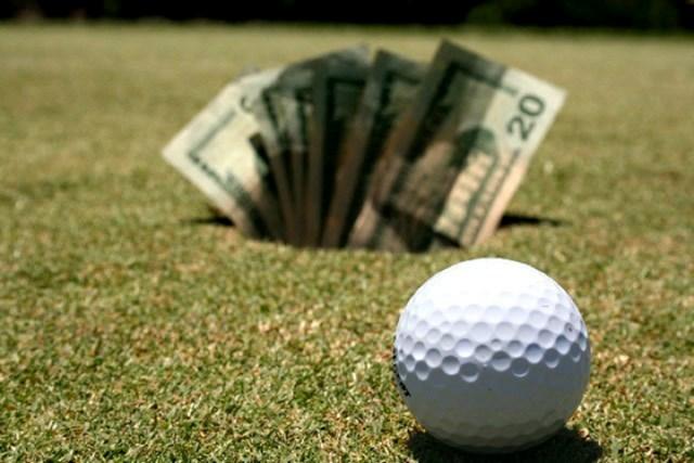 Người chơi Golf có thu nhập khá cao