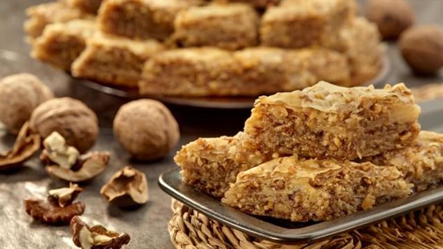 Baklava là món bánh vô cùng nổi tiếng của Thổ Nhĩ Kỳ. Ảnh:Shutterstock