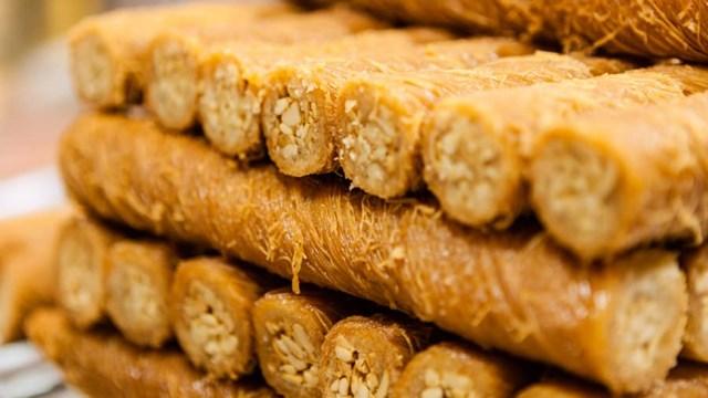 Borma được chiên qua dầu để làm nổi bật hương vị. Ảnh:Shutterstock