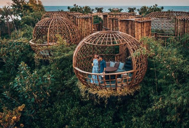 Nhiều gói nghỉ dưỡng độc đáo đã được tung ra để hút khách đến Maldives. Ảnh: Waldorf Astoria Maldives Ithaafushi