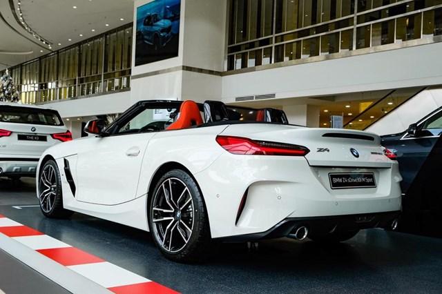 BMW Z4 - huyền thoại mui trần ra mắt tại Việt Nam - Ảnh 2