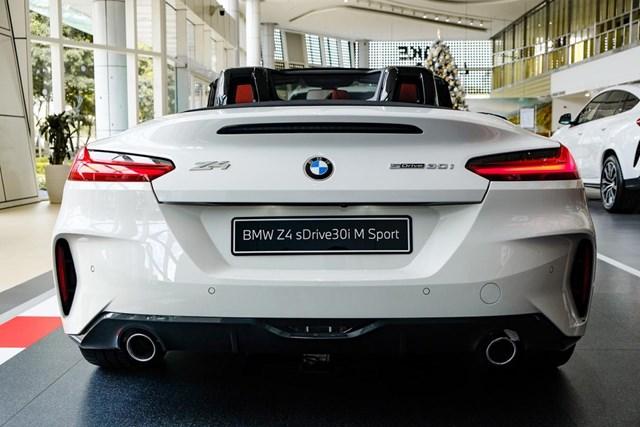 BMW Z4 - huyền thoại mui trần ra mắt tại Việt Nam - Ảnh 5