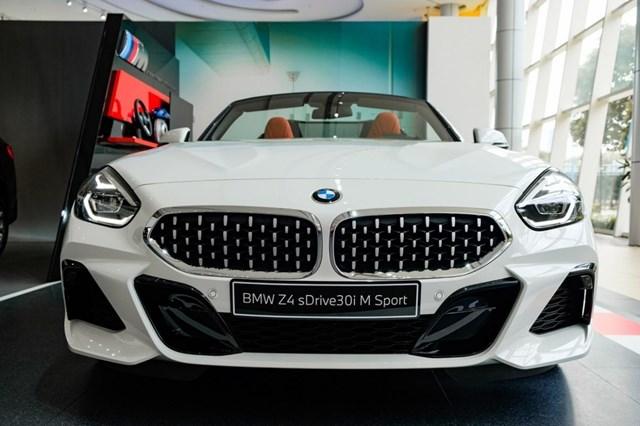 BMW Z4 - huyền thoại mui trần ra mắt tại Việt Nam - Ảnh 6