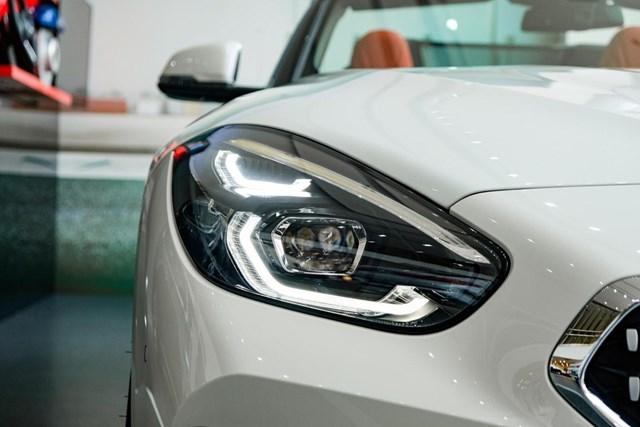 BMW Z4 - huyền thoại mui trần ra mắt tại Việt Nam - Ảnh 7