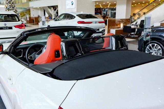 BMW Z4 - huyền thoại mui trần ra mắt tại Việt Nam - Ảnh 10