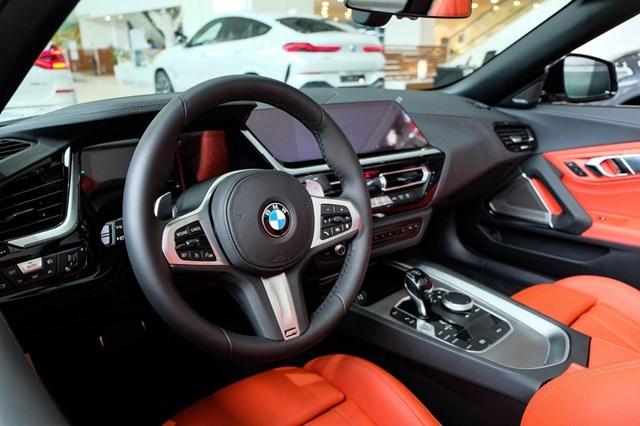 BMW Z4 - huyền thoại mui trần ra mắt tại Việt Nam - Ảnh 11