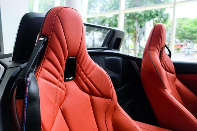 BMW Z4 - huyền thoại mui trần ra mắt tại Việt Nam - Ảnh 13