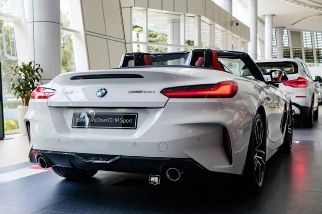 BMW Z4 - huyền thoại mui trần ra mắt tại Việt Nam - Ảnh 17