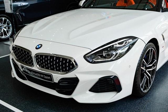 BMW Z4 - huyền thoại mui trần ra mắt tại Việt Nam - Ảnh 18