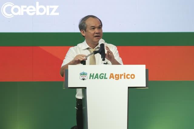 Chủ tịch Đoàn Nguyên Đức cũng rất vui vì bán được công ty cho THACO.