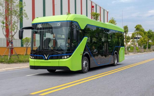 Kiến nghị trình Thủ tướng chấp thuận đưa xe bus điện Vingroup vào thí điểm hoạt động tại TP HCM - Ảnh 1