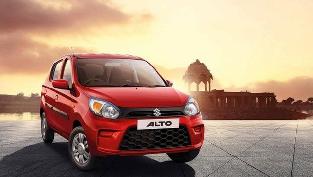 Mẫu ô tô giá rẻ Suzuki Alto 2019 ra mắt tại thị trường Ấn Độ mới mức giá từ 293.689 - 371.709 Rupee (khoảng 97 - 123 triệu đồng). Nếu so sánh giá bán tại thị trường Việt Nam, Suzuki Alto 2019 chỉ tương đương 1 chiếc xe tay ga là Honda SH.