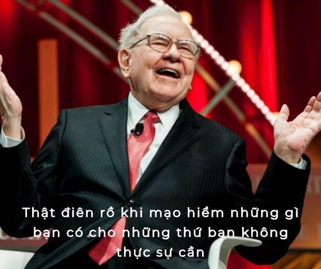 10 nguyên tắc vàng giúp Warren Buffett sở hữu khối tài sản 100 tỷ USD - Ảnh 3