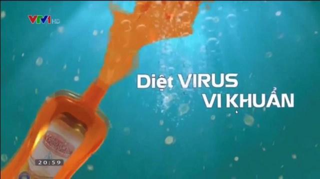 Quảng cáo sản phẩm 'diệt virus' trong mùa dịch: Dấu hiệu vi phạm của Sao Thái Dương