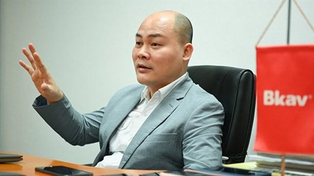 Vị CEO Bkav cho rằngviệc bán mảng smarphone của LG là một bước đi đúng đắn.