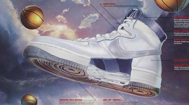 Air Force trở thành một trong những đôi sneaker được ưa chuộng nhất mọi thời đại.