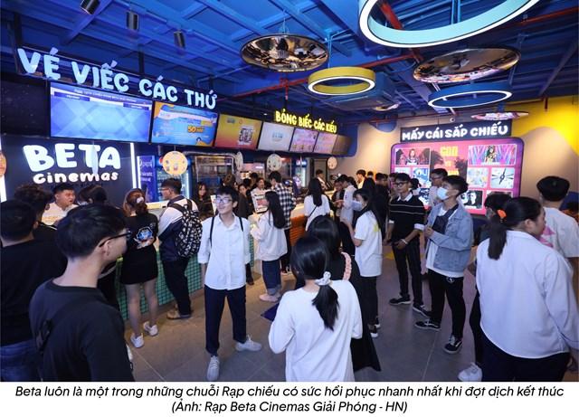 """CEO Minh Beta: Chuỗi rạp Beta Cinemas đã """"chiến đấu"""" thế nào trong cơn đại dịch? - Ảnh 4"""