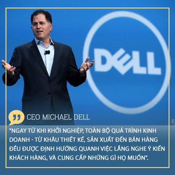 Hồ sơ tỷ phú: Michael Dell, bỏ học ngành y để làm kinh doanh, khi thành tỷ phú lại quay về đầu tư trung tâm y tế từ thiện - Ảnh 1
