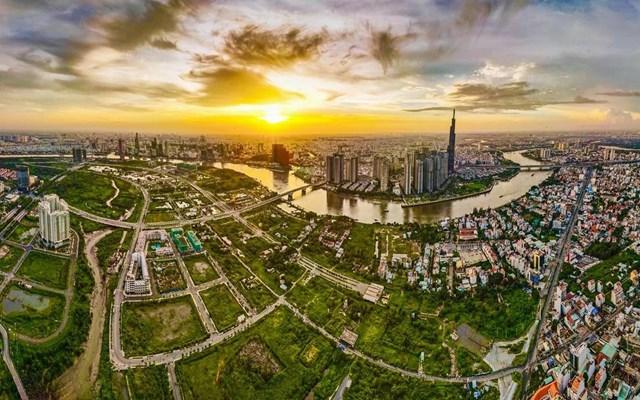 Giao dịch thị trường đất tại TP HCM thấp, chỉ đạt 963 sản phẩm trên 4.028 sản phẩm được chào bán.