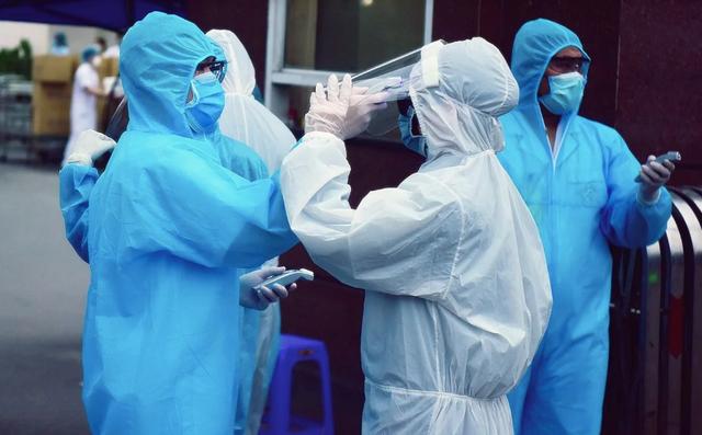 Tính từ ngày 22/7 đến nay, tổng số ca nhiễm trong cộng đồng là 70.621 trường hợp.